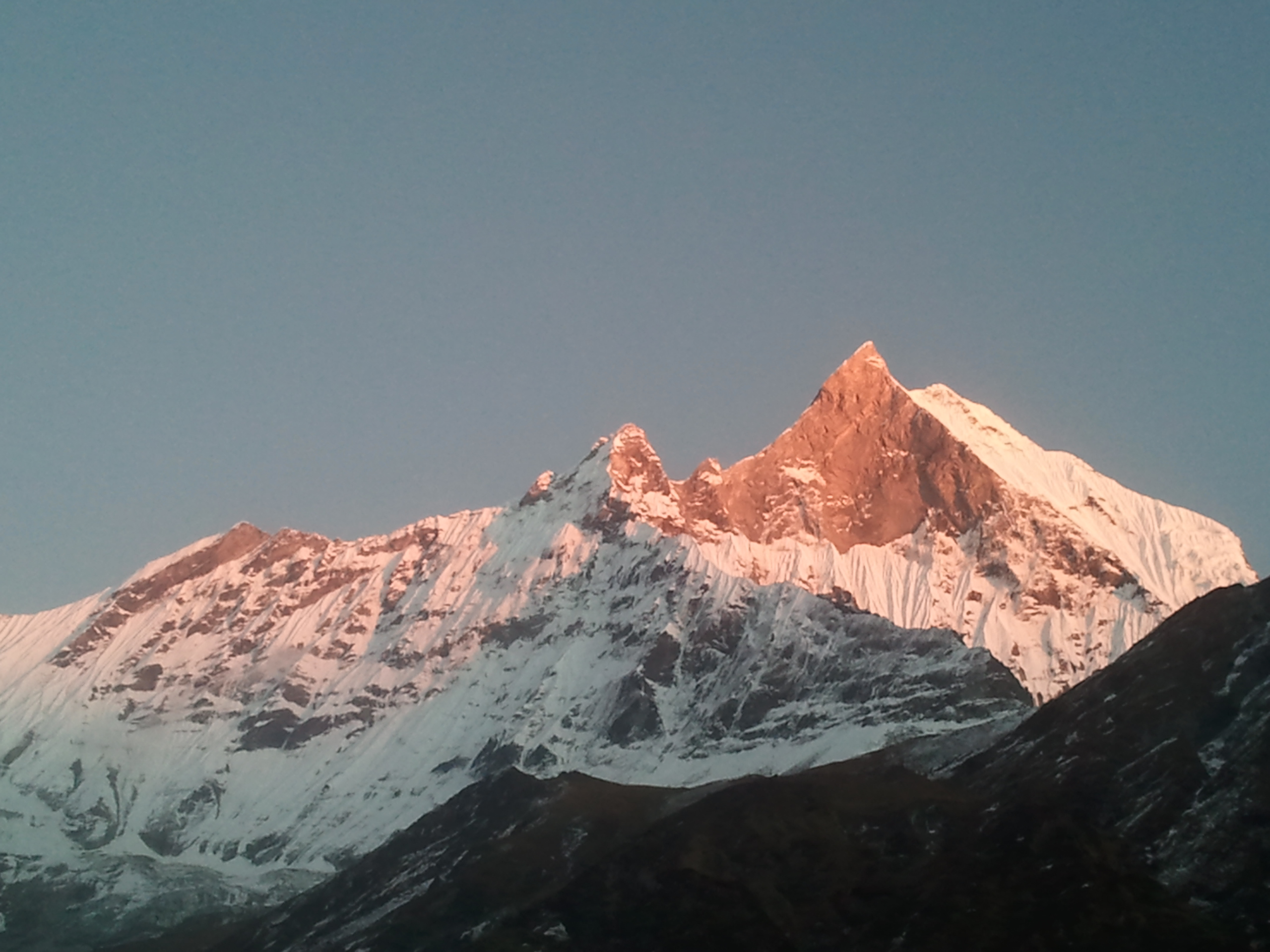 At least 11 people missing Annapurna Base Camp