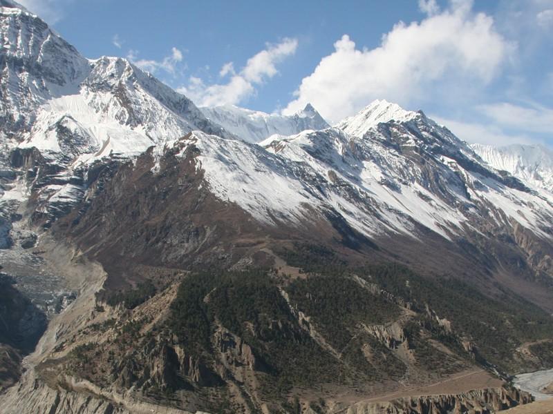 Round Annapurna Trekking