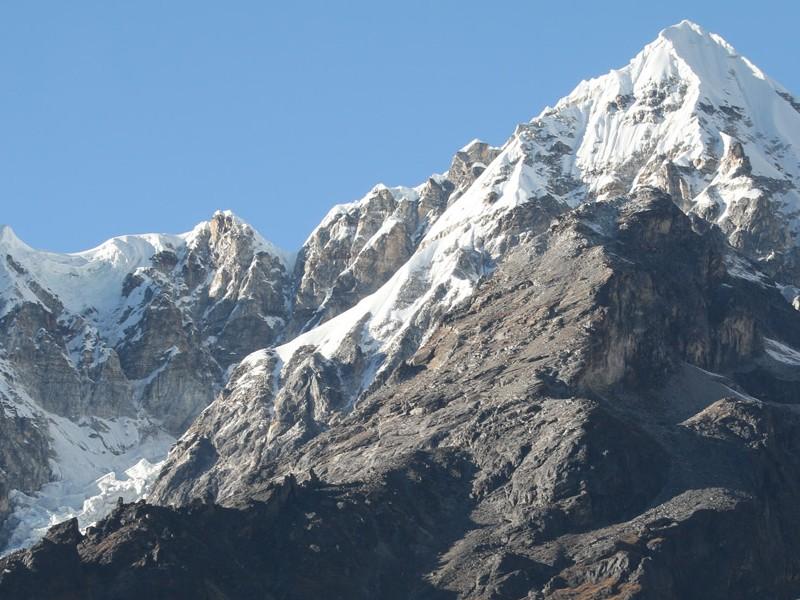 Bokta Peak Kanchenjungha