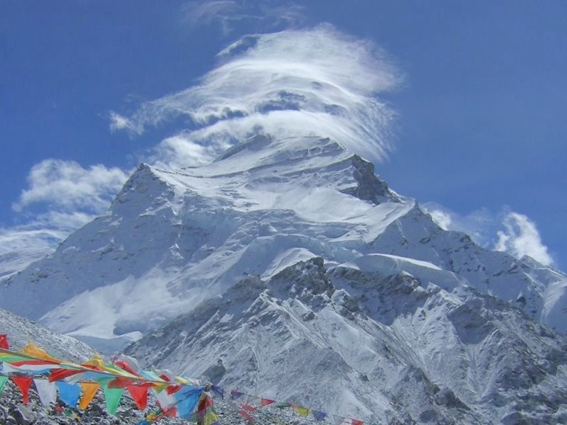 Cho Oyu(8201m) Expedition