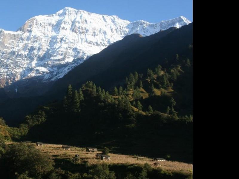 Trekking Gurja Himal